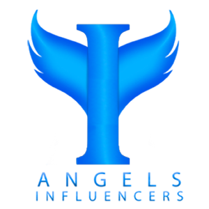 logo portada angels influencer